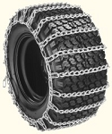 2 Link Tire Chain For Tire Size 410x350x 6 & 12.25x350