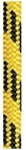 Diamond Back 16 strand Climbing Rope By Pelican 1/2