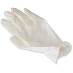 Cordova Gloves  Latex Disposable Glove Large BOX of 100 # 4020L