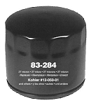 Replacement Oil Filter For Kohler # 12-050-01 s