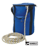 Diamond Back 16 strand Climbing Rope By Pelican with Rope Bag 1/2