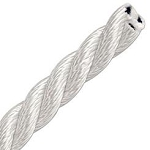 Braided Safety Blue Climbing Rope By New England Ropes 1/2