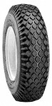Lawn Mower Tire Oregon Stud Tread 410x350x4 2 Ply