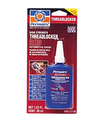Permatex Thread Locker Red 271