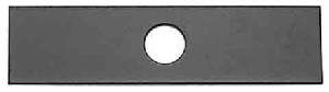 "Unpainted  Edger Blade For Stick Edger Edgers 8"" x 1""  .120 Thickness Painted"