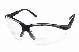 Oregon 42-151 Scorpion-Mag Safety Eyewear Clear 1.5 diopter