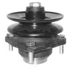 "Replacement Spindle For Dixon 42"" Deck Left Hand Spindle Assembly No. 8398"