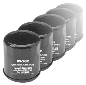Replacement Oil Filter Shop Pack For Woods # 72859