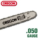 "Oregon 16"" Double Guard Chainsaw Bar # 160PXDK095"