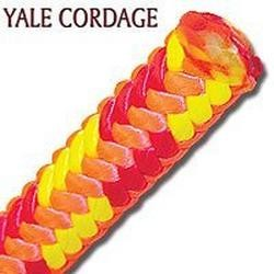 "XTC Fire 16 Strand Climbing Rope By Yale 1/2"" x 150'"