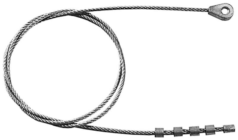 Brake Cable For Snapper # 1-5476