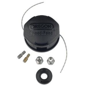 Oregon Speed Feed 4-1/2-Inch String Trimmer Head Left Hand Spool # 55-265