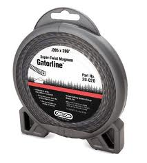 Oregon Super Twist Magnum Gatorline Round Trimmer line .118