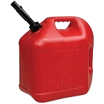 5 Gallon Plastic Gasoline Fuel Can